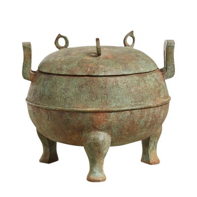 Fusang Decorative Cauldron