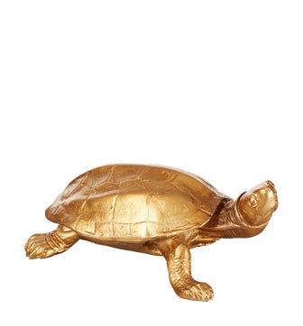 Genbu The Decorative Turtle - Gold