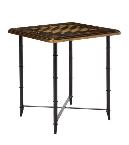Gioco Chess Table - Black