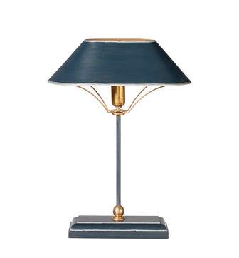 Grisewood Lamp & Shade - Petrol