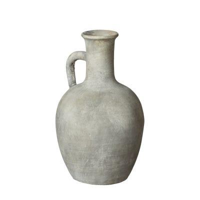 Hadrian Decorative Jug - Charcoal