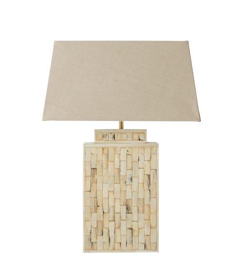 Harapa Table Lamp - Mixed - Natural
