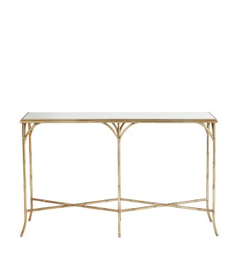 Helenium Console Table - Gold