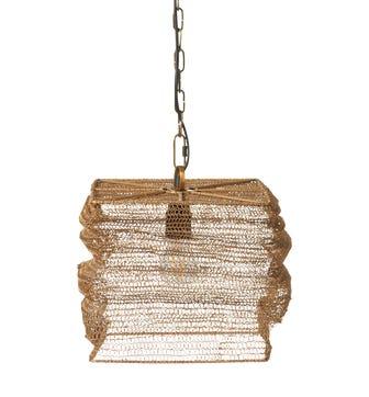 Hevring Lantern - Gold
