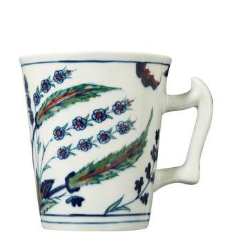 Isphahan Porcelain Mug - Multi