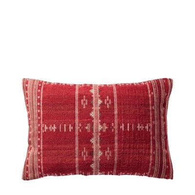 Ithaca Cushion Cover (60x35cm) - Grenache
