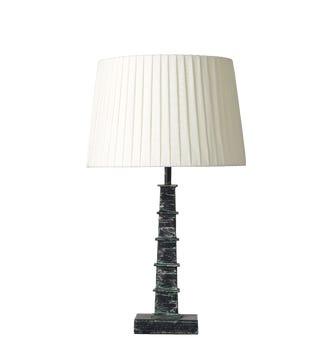 Daqin Lamp - Antique Green