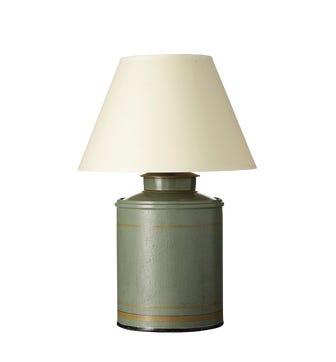 Camellia Lamp, Small - Blue