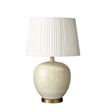 Pyaaz Lamp - Cream