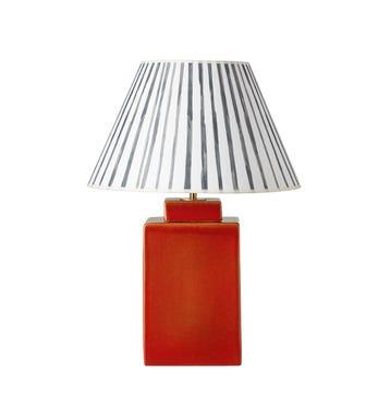 Naoshima Table Lamp - Blood Orange