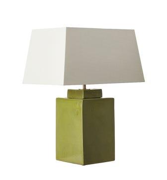 Naoshima Table Lamp - Lime