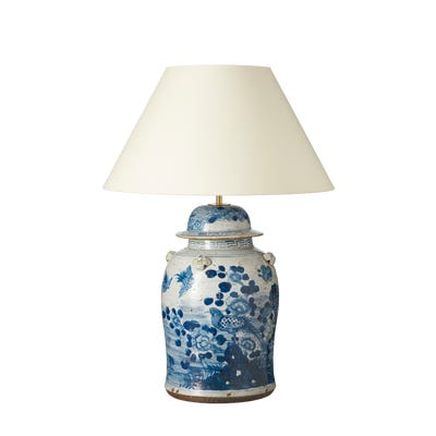 Fenghuang Table Lamp - Blue