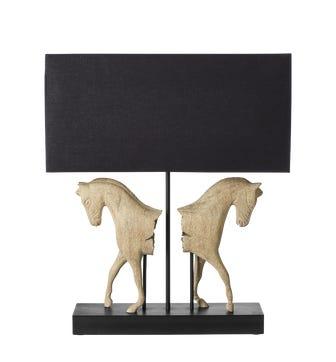 Chetak Table Lamp - Natural