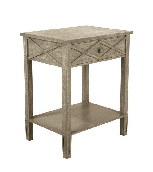 Jubilee Side Table - Mango Wood