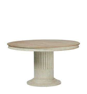 Kalivia Round Dining Table - Natural