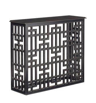 Katsura Console Table - Black