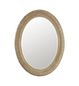 Killarney Oval Wall Mirror, Large