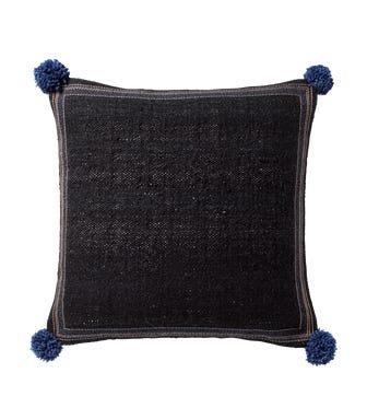 Kitsai Pillow Cover - Charcoal