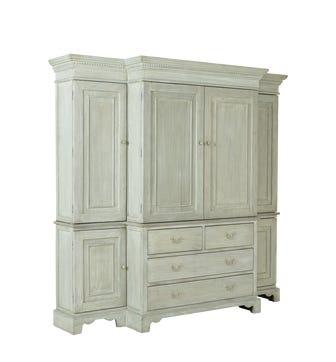 Kolmarden Cabinet - Grey/Green
