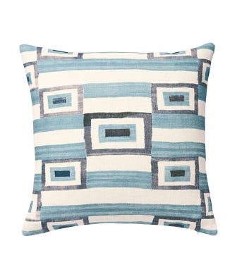 Lakota Cushion Cover - Blue