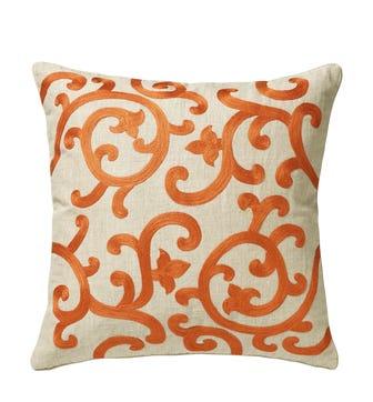 Large Chiara Pillow Cover - Natural