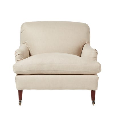 Large Coleridge Armchair - Natural