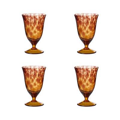 Lavaux Goblets Set of 4 - Multi