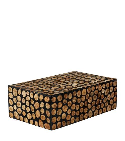 Longshaw Decorative Inlay Box - Multi