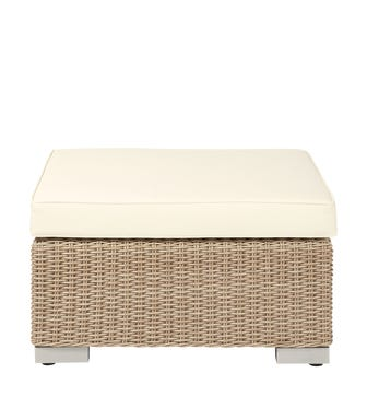 Luccombe Ottoman - Off-White