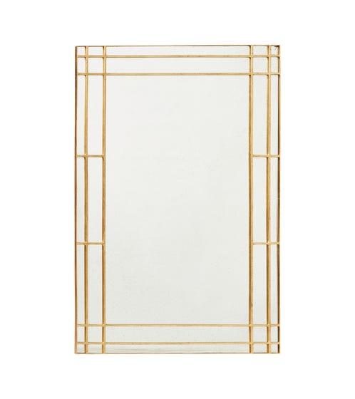 Lydian Mirror - Gold