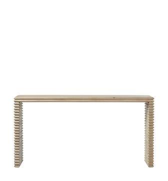 Magnante Console Table - Grey Wash