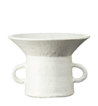 Maniglia Vase - White