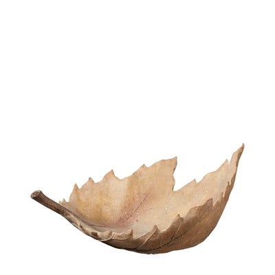 Maple Leaf Dish - Natural