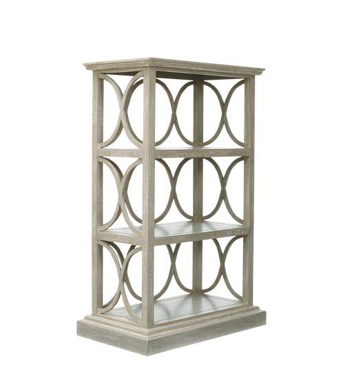 Medium Stack Shelves - Silver Birch