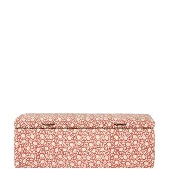 Mekar Upholstered Trunk