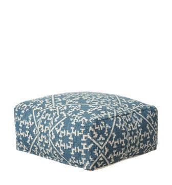 Merinid Floor Cushion - Lapiz