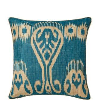 Mindoro Cushion Cover - Peacock