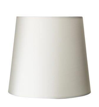 Mini Cone Shade Cotton (14cmDiax13cmH) - White