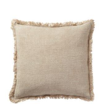 Morbihan Cushion Cover (56cmSq) - Natural
