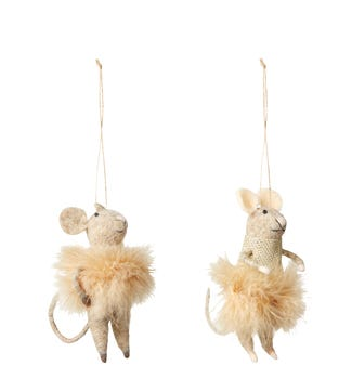 Mousey Bussell & Rudoor Mouse - Multi