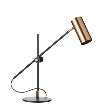Muratova Desk Lamp - Multi