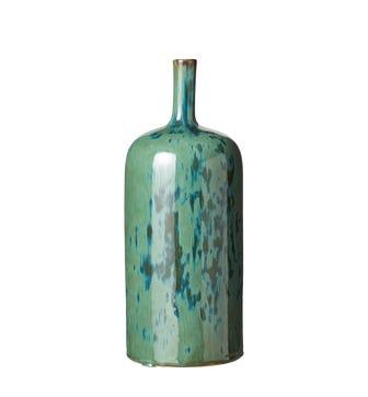 Naldha Vase Large - Seagreen