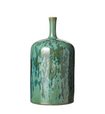 Naldha Vase Medium - Seagreen