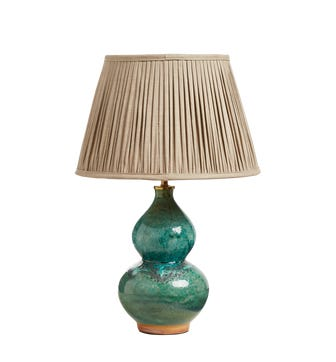 Nephrite Table Lamp