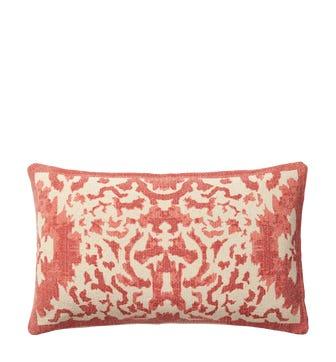 Nesbitt Cushion Cover(60x35cm) - Red