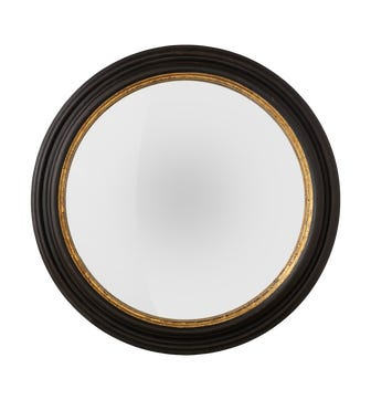 Oban Mirror Extra Large - Black/Gold