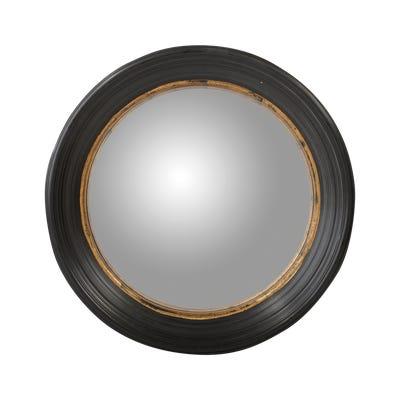 Oban Mirror, Large - Black