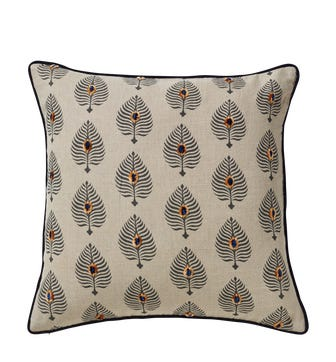 Ocellus Cushion Cover - Natural