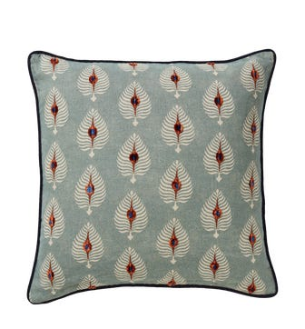 Ocellus Cushion Cover - Seagreen