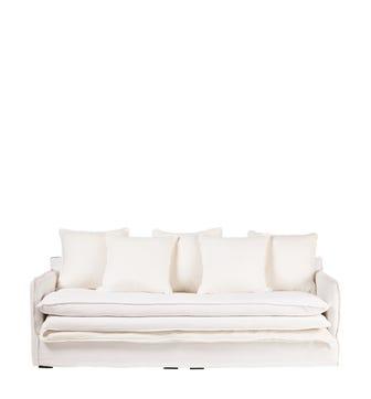 Odense 3-Seater Sofa - Off White